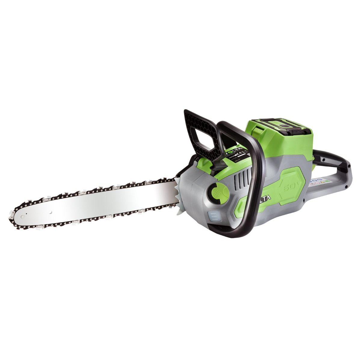 Neovolta 60v Chainsaw Bare Unit Lithium Ion Batteries Rechargeable