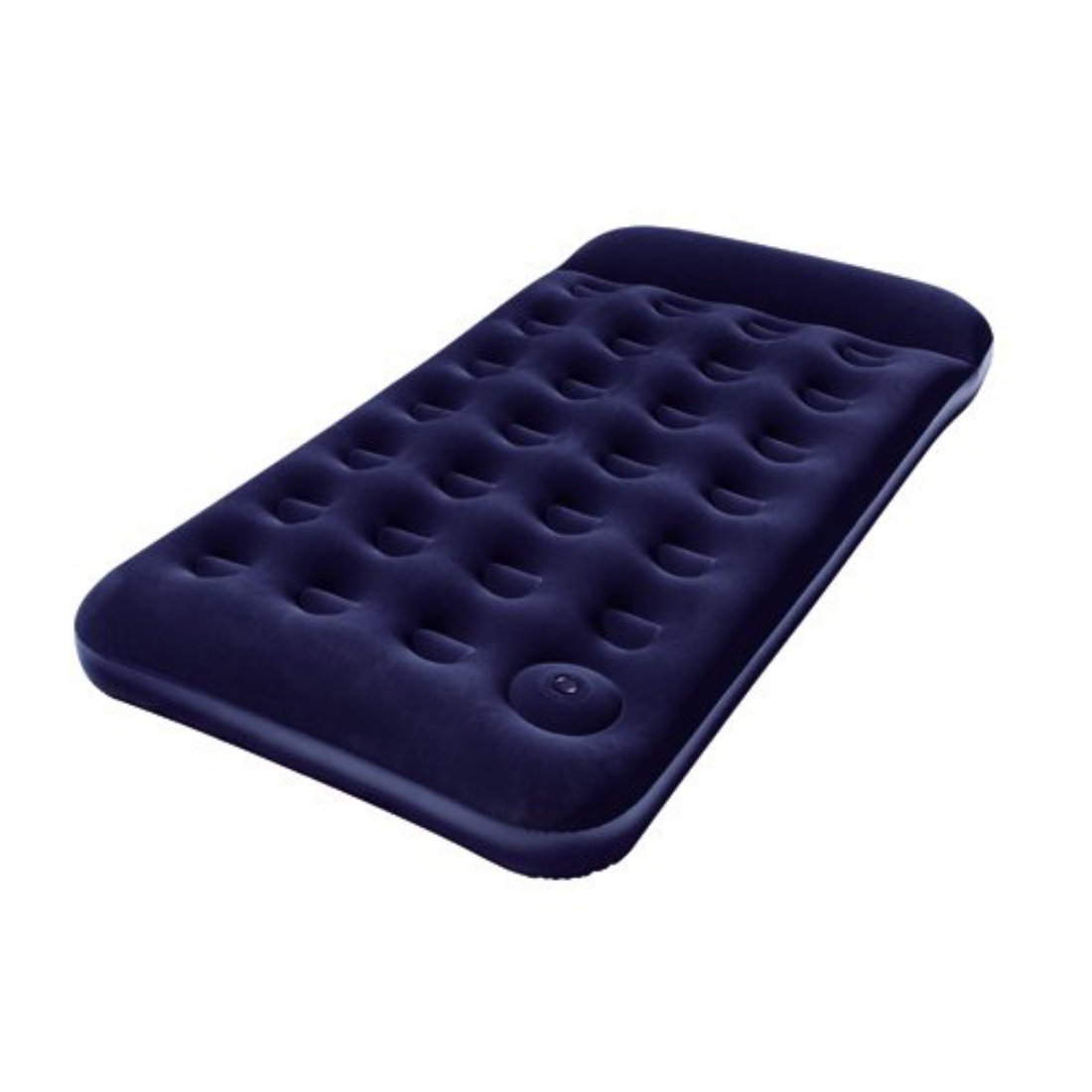 Bestway Comfort Quest Inflatable Twin Size Flocked Air Bed