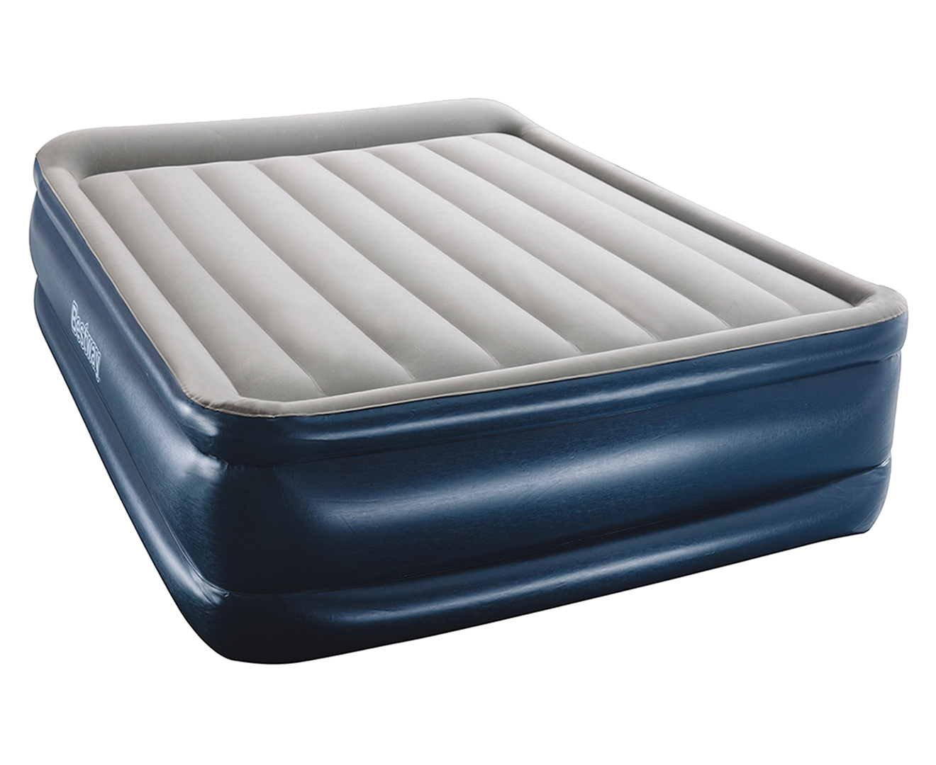 Bestway Queen Air Bed Premium Inflatable Mattress Electric Built-in Pump Camping