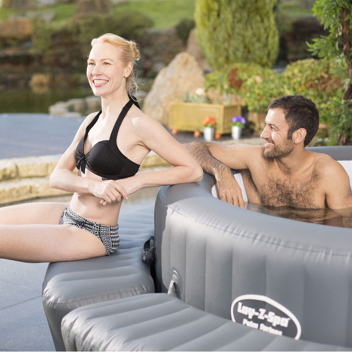 Bestway Lay-Z-Spa Accessories - Bench for ROUND Spa