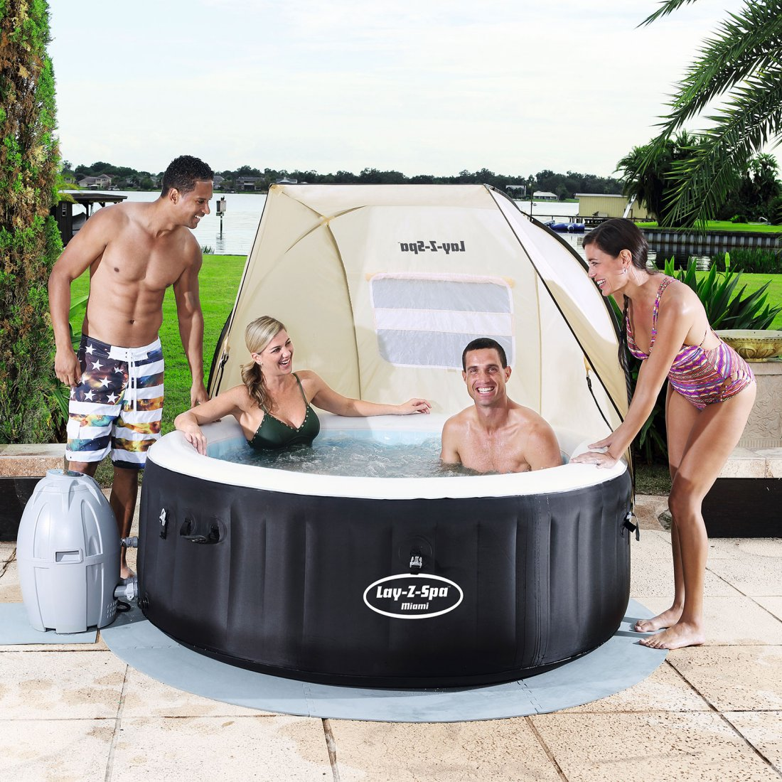 Bestway Lay-Z-Spa Accessories - Shelter