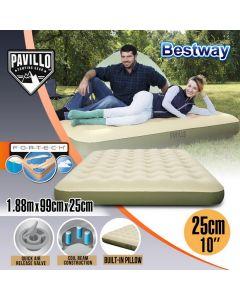 Bestway Twin Queen Air Bed Inflatable Mattress Sleeping Mat Camping Outdoor