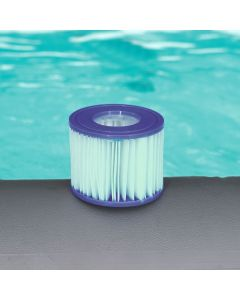 Bestway Lay-Z-Spa Accessories - Anti-Microbial Replacement Filter Cartridge Type VI 58477