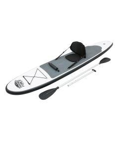 Bestway 3.1m Inflatable WaveEdge Stand Up Paddle Board SUP & Kayak