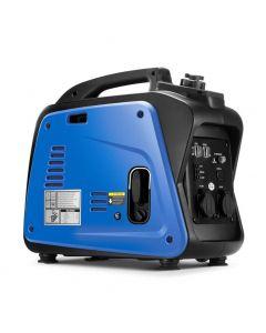 Gentrax 2kW Pure Sine Wave Inverter Petrol Portable Camping Generator