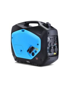 Gentrax Inverter Generator 2.2KW Remote Start Petrol Sine Wave