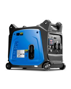 GenTrax 3.5kW Remote Start Pure Sine Wave Petrol Inverter Camping Generator