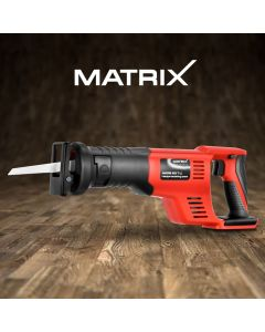 Matrix 20V Cordless Reciprocating Saw Lithium Electric Power Tool Skin Only