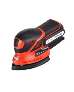 New Matrix 20V Cordless Sander Li-Ion Lithium Electric Power Tool
