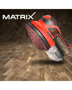 Matrix Cordless Sander Sanding Power Tool Electric Skin Only