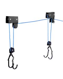 2 X Kayak Hoist Ceiling Rack Canoe Lift Garage