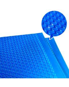 10m x 4m Solar Swimming Pool Blanket Cover - Blue