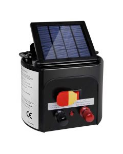 5km Solar Power Farm Electric Fence Energiser Goat Horse