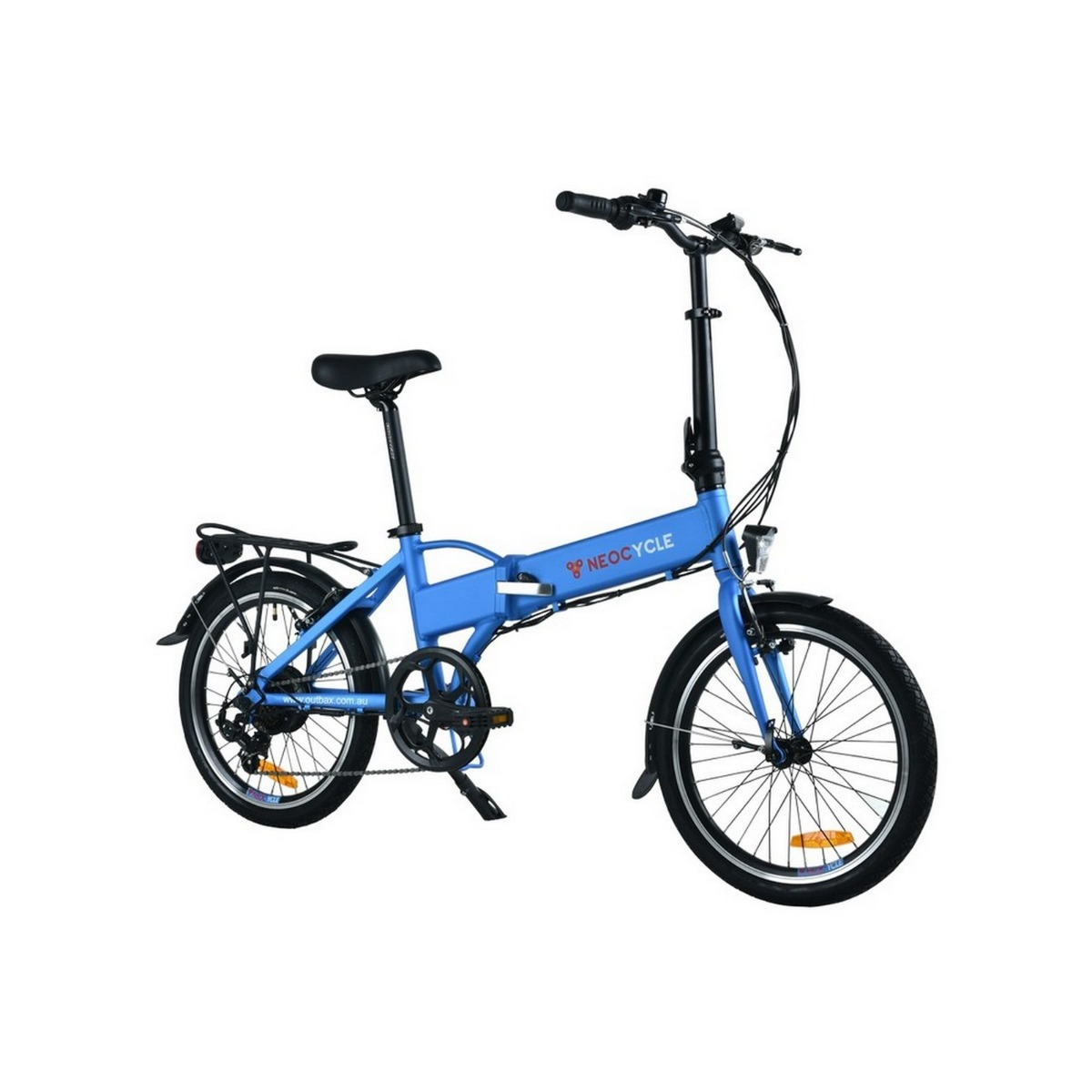 NEOCYCLE Hybrid - 36V BMX Electric Folding Bike Ebike Bicycle Lithium Battery