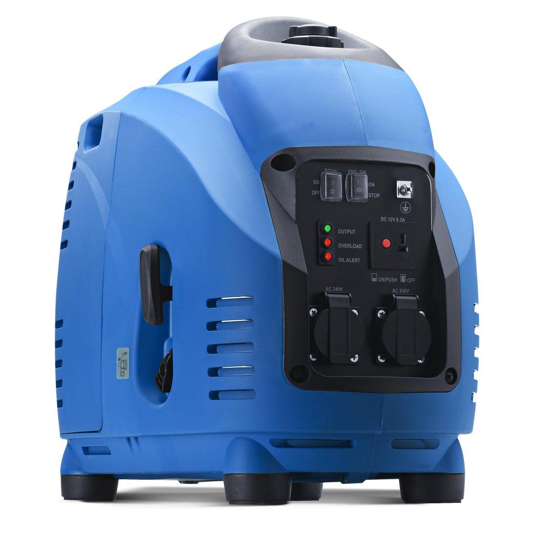 BEST SELLER - GenTrax 3.5kW Pure Sine Wave Petrol Inverter Camping Generator