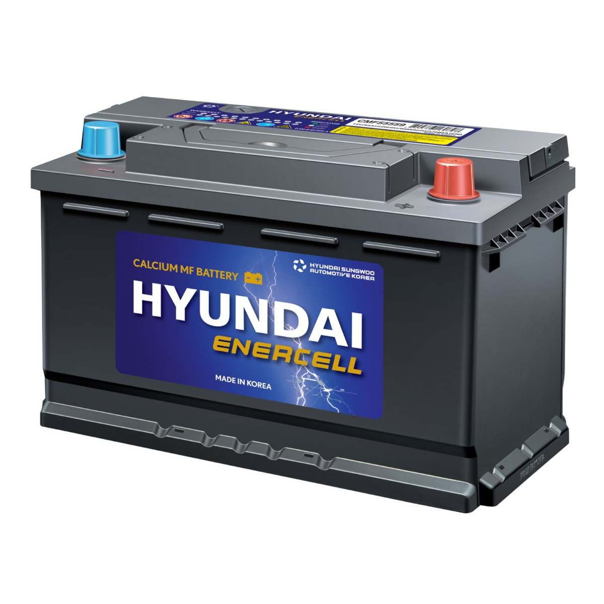 HYUNDAI 12V 100Ah CMF Car Battery European Vehicle Sealed SLA Solar Panel 780CCA