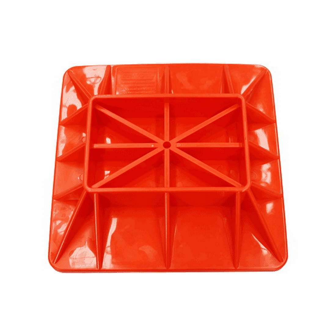 High Lift Jack Base Plate Non-slip Anti Sink