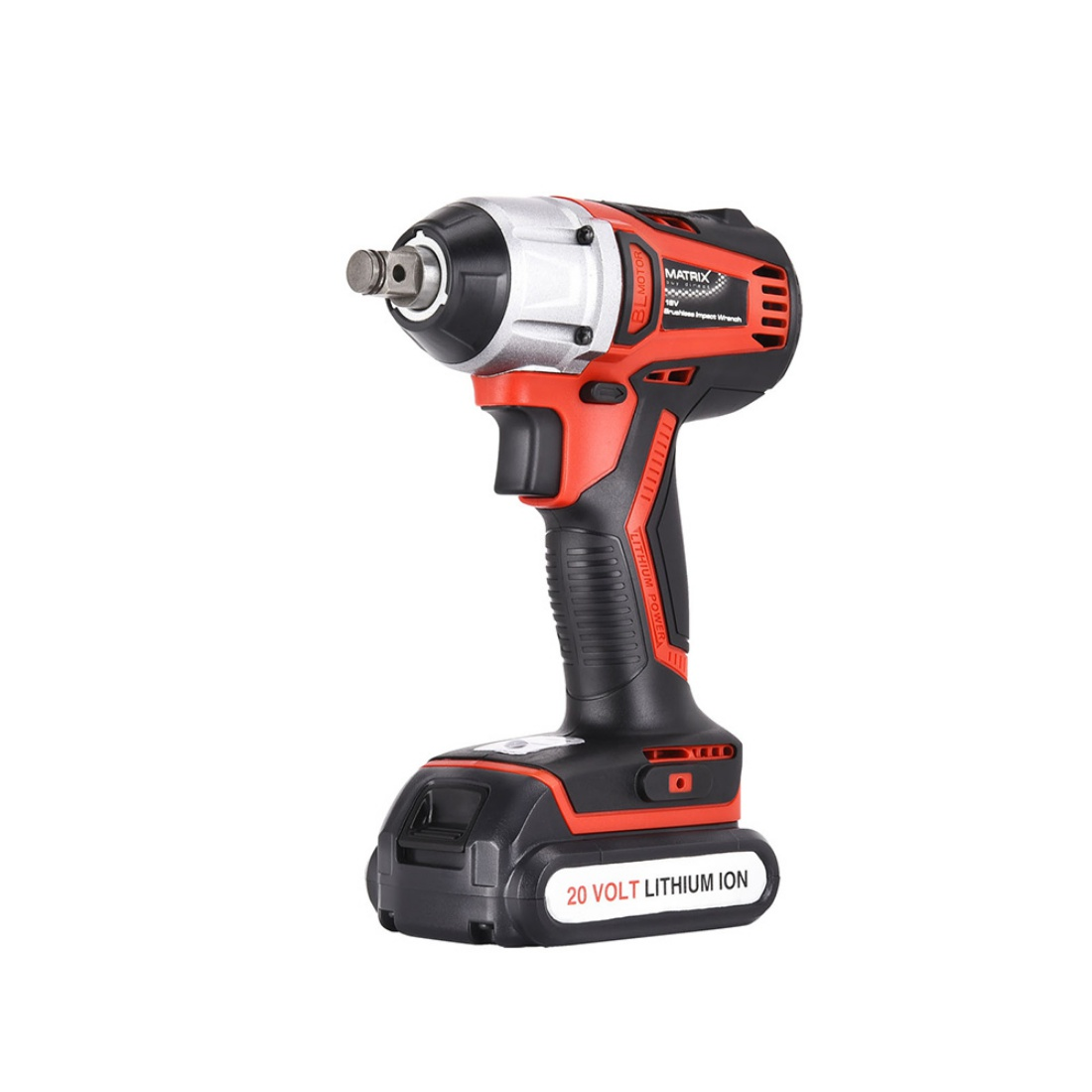 New Matrix 20V Brushless Cordless Impact Driver Li-Ion Electric Power Tool