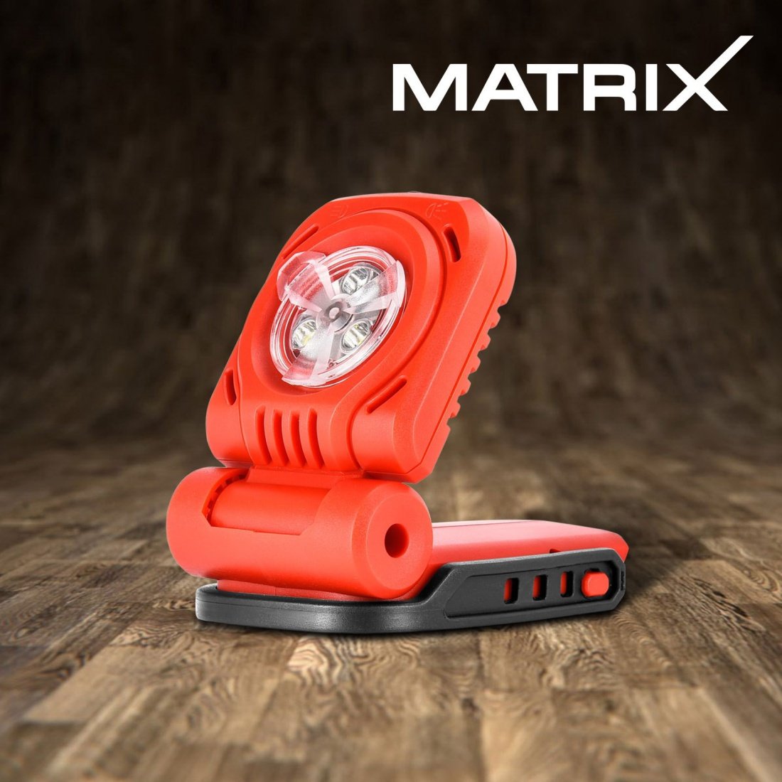Matrix Cordless Torch Work Light Flashlight 20V Lithium Electric Skin Only