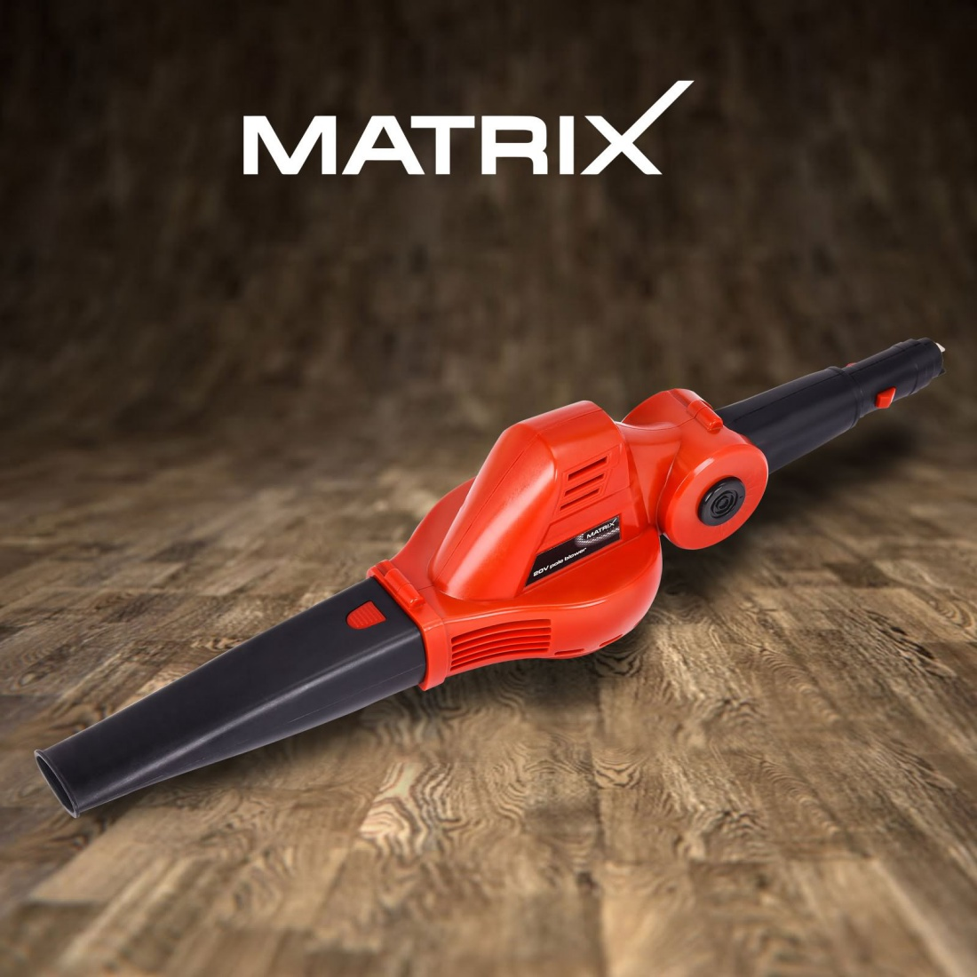 Matrix 20V Pole Cordless Blower Electric Sweeper Garden Tool Head Skin Only