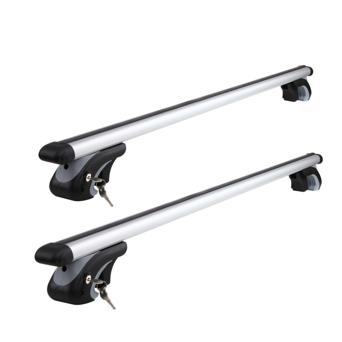 Volvo XC90 04-12 Roof Racks Cross Bars 120cm Lockable