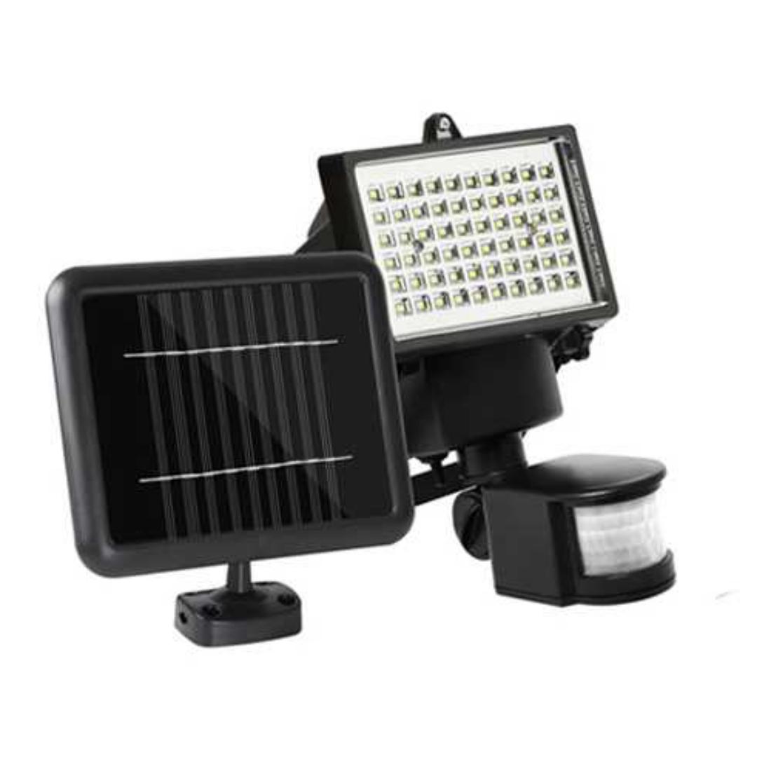 60 LED Solar Sensor Outdoor Light