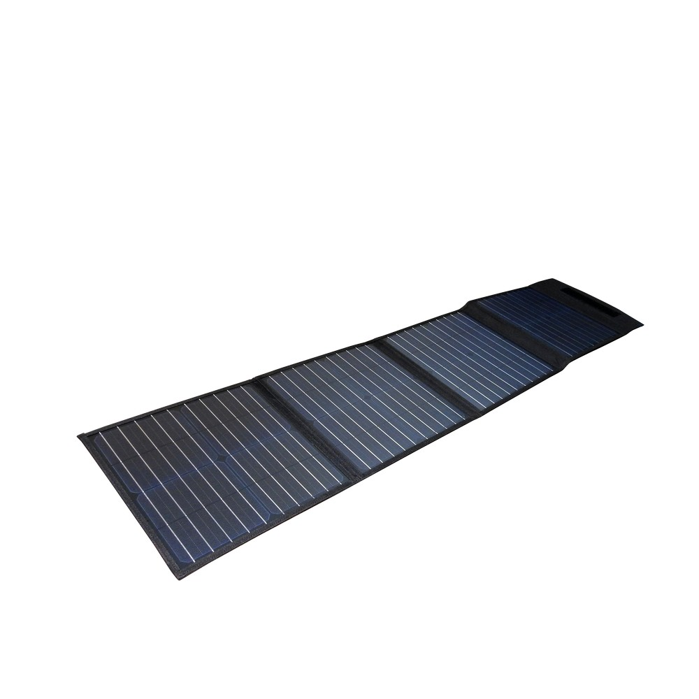 Maxray 12V 150W Folding Solar Panel Blanket Solar Mat Kit