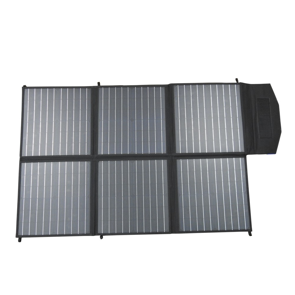Maxray 12V 200W Folding Solar Panel Blanket Solar Mat Kit