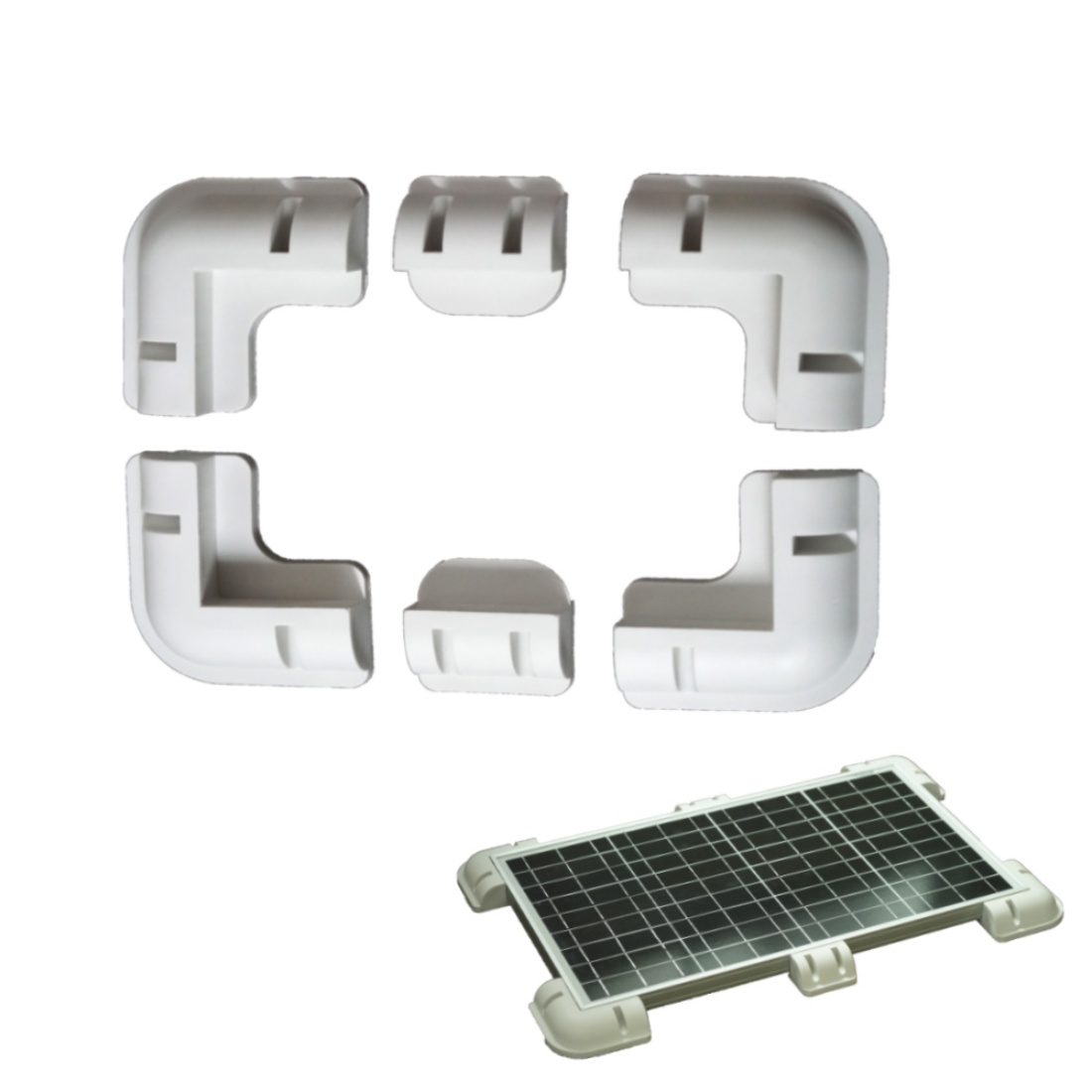 Solar Panel Mounting Brackets House Motorhome Caravan RV Boat