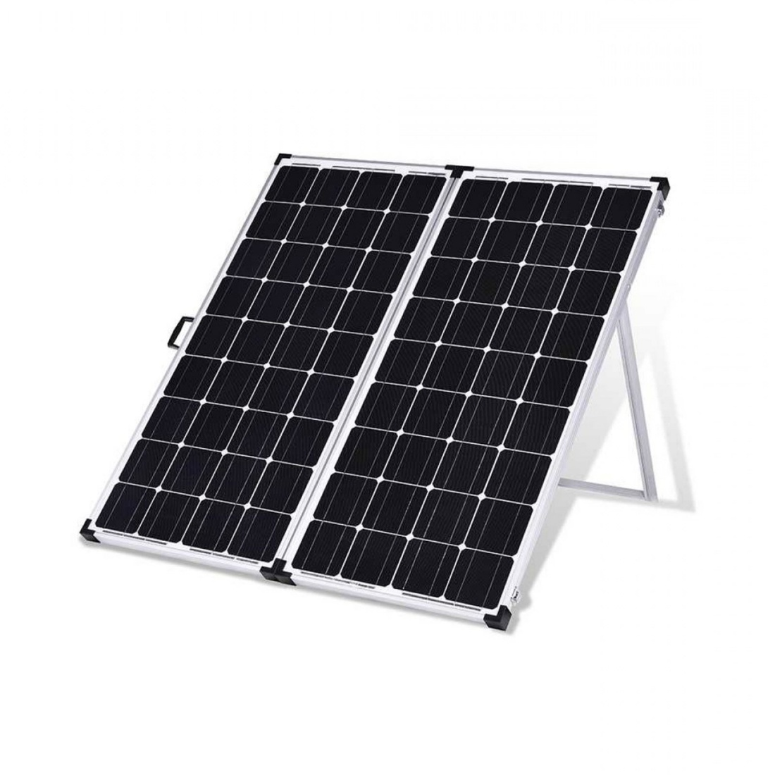 MaxRay 280 Watts Monocrystalline Portable Folding Solar Panel