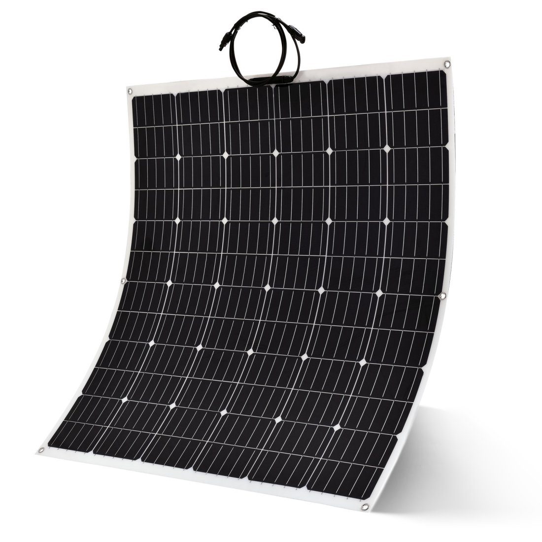 Maxray 240W Flexible Solar Panel Kit Mono Caravan Camping Boat Power Charging