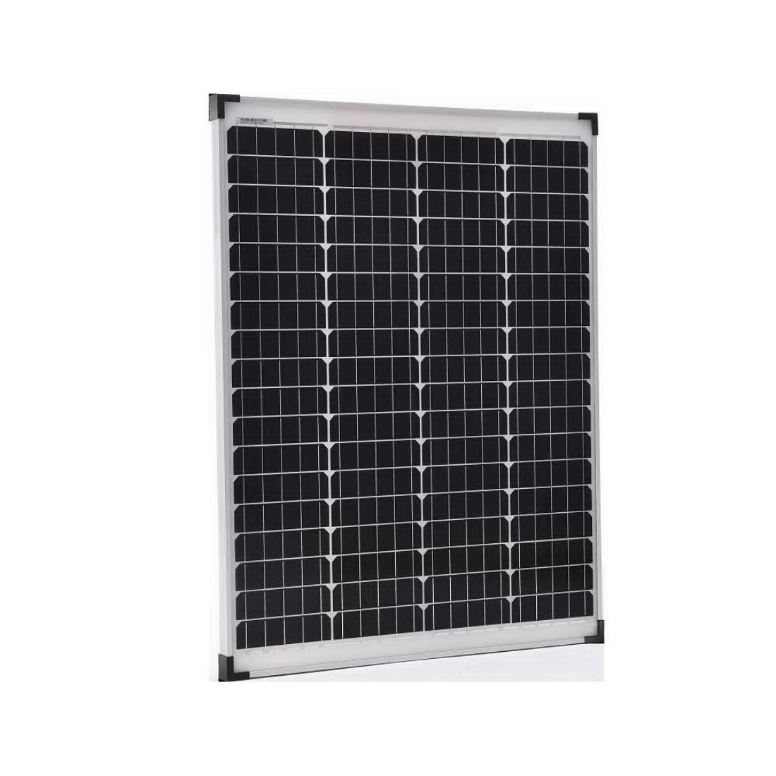 Maxray 120W 12V Mono Solar Panel Single Caravan Camping