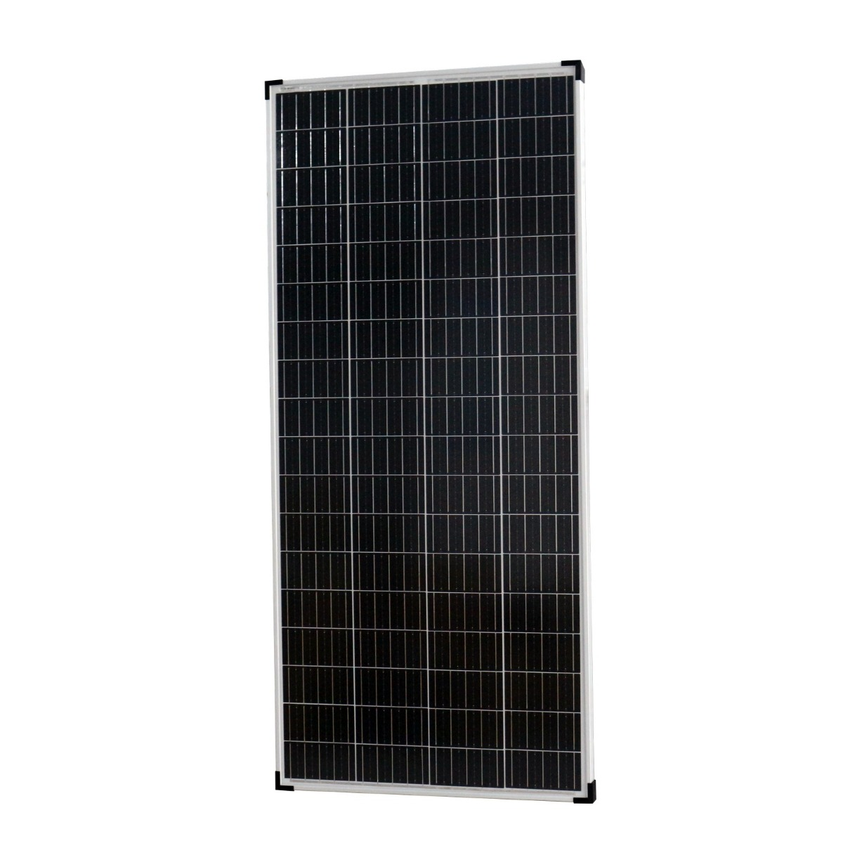 Mono 200W 12V Solar Panel Power Battery Charger Camping Caravan Boat RV 200 Watt