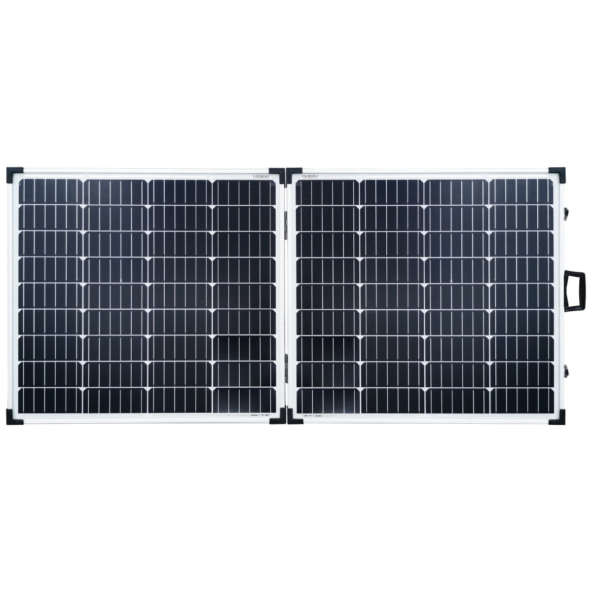 MaxRay 160 Watts Monocrystalline Portable Folding Solar Panel