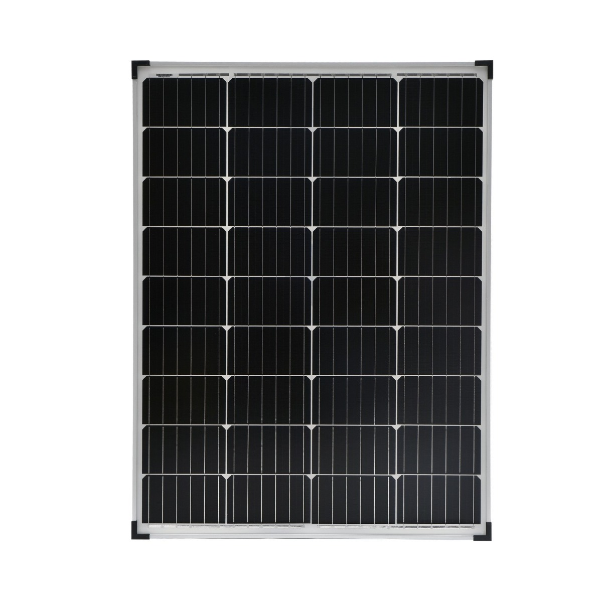 Maxray 140W 12V Mono Solar Panel Single Caravan Camping
