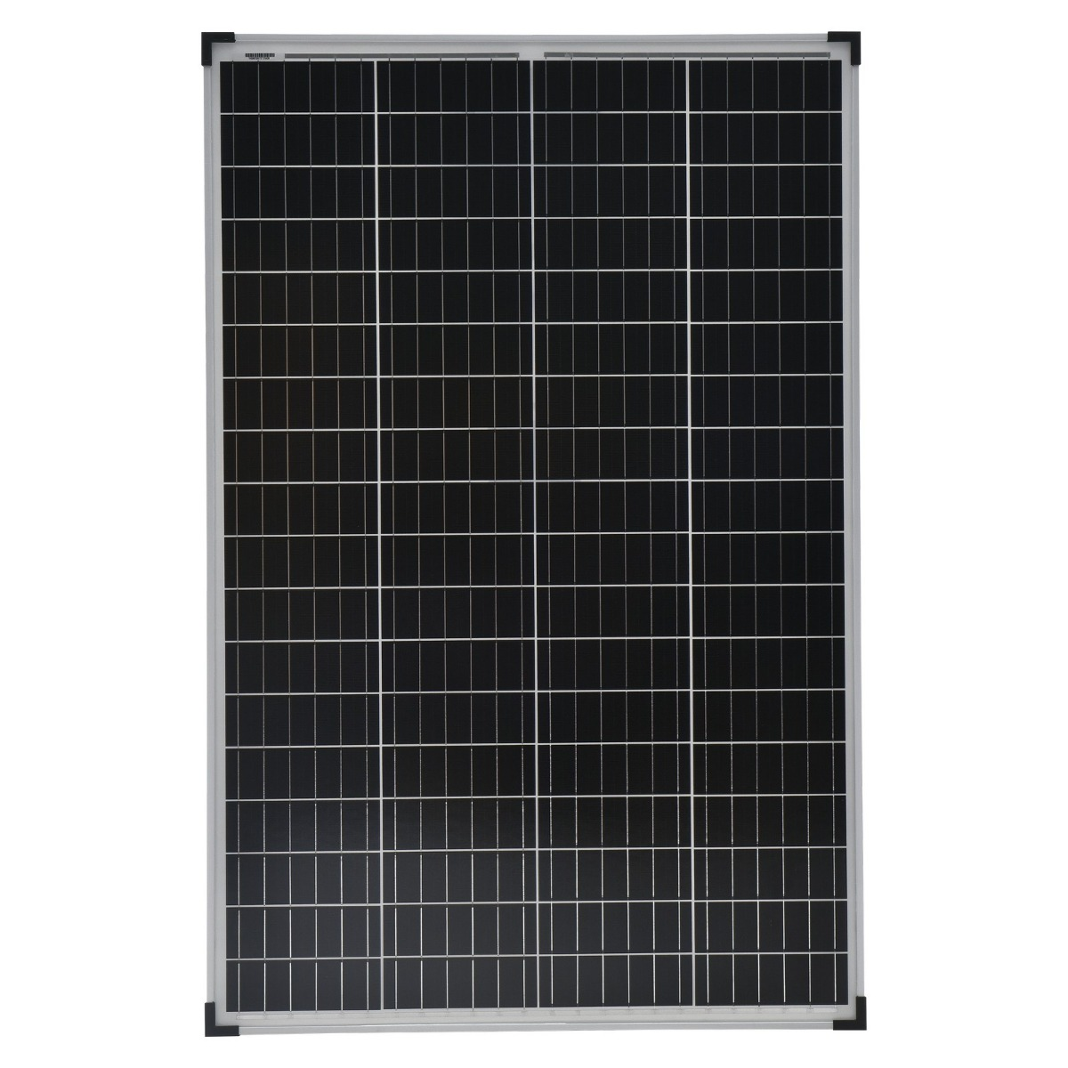 Maxray 160W 12V Mono Solar Panel Single Caravan Camping