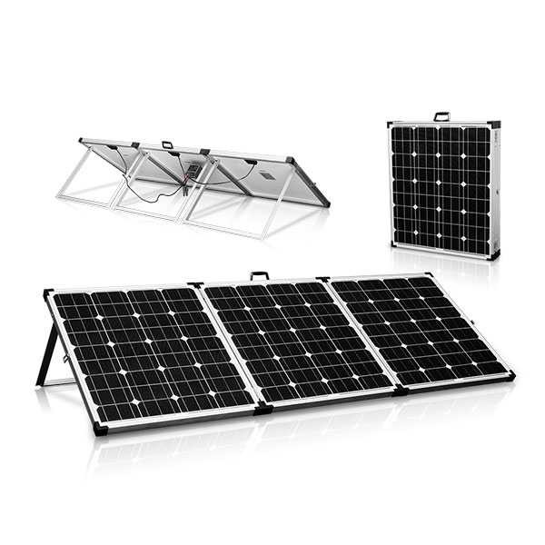 Camper's Guide To Buying Portable Solar Panels