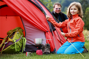 11 Cool Camping Activities to Try with the Kids