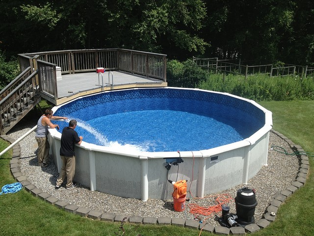 10 Tips for Buying Cheap Above Ground Swimming Pools
