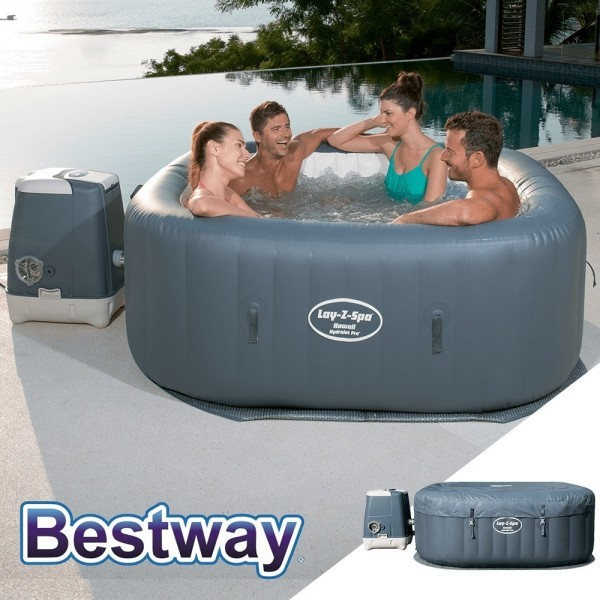 Inflatable Spas: 5 Reasons You Should Have One