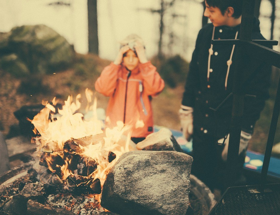 12 Signs the Kids Have Outgrown their Camping Gear