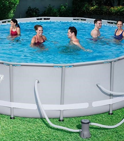 How to Protect Your Above Ground Pool from Rain Damage