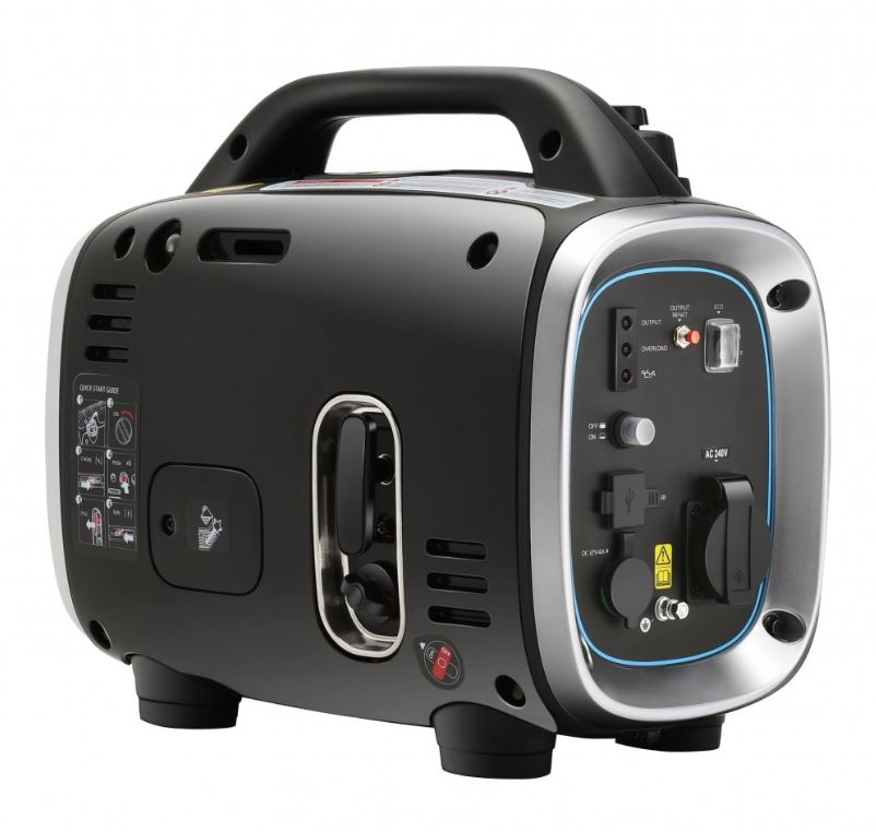 A Closer Look at the New Gentrax Premium Inverter Generator
