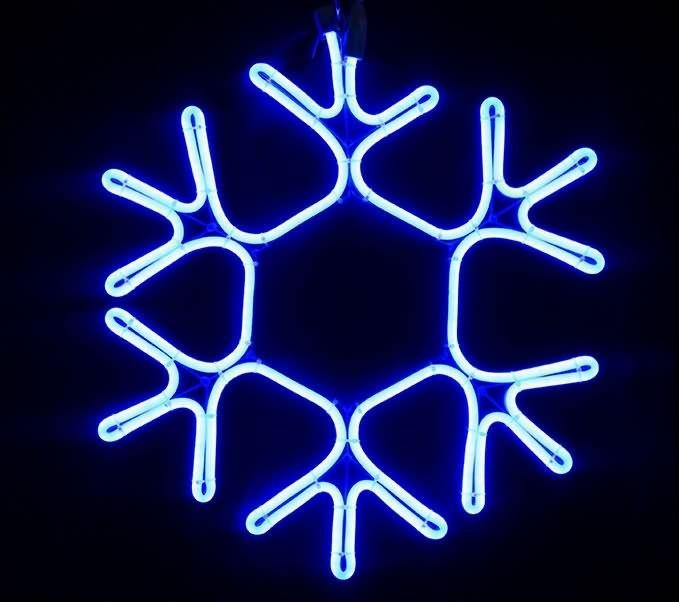Christmas Lights LED Snowflake