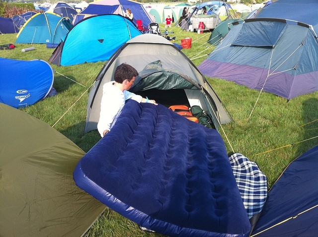 Top 10 Advantages of Using an Air Bed when Camping